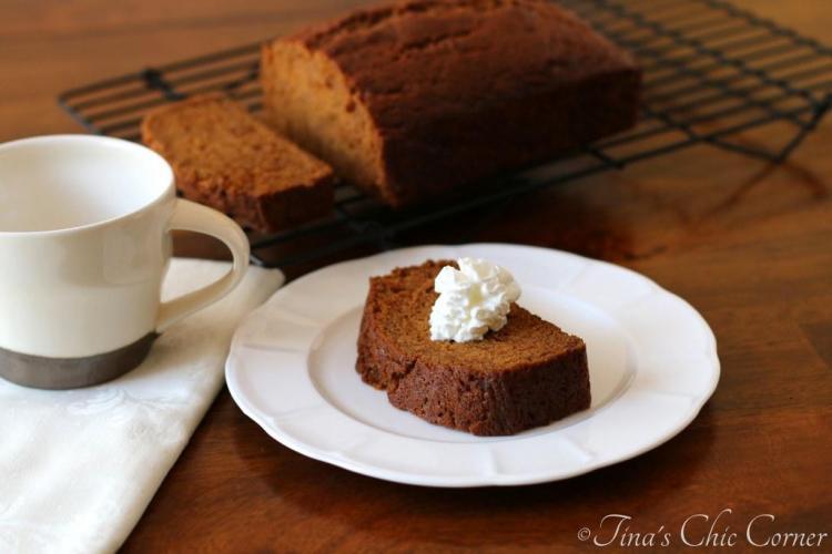 04Pumpkin Bread