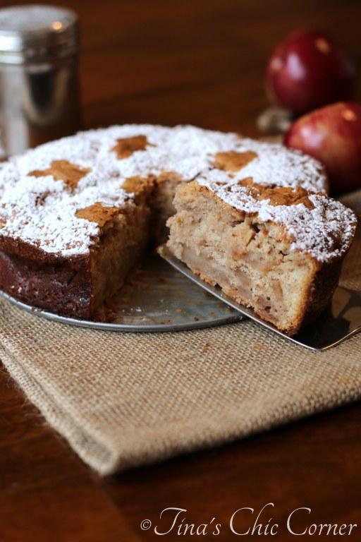 13Apple Cake