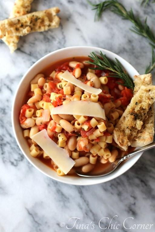 White Bean and Pasta Soup08