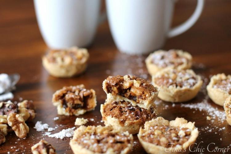 Miniature Walnut Pies12