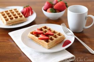 Whole Wheat Waffles07
