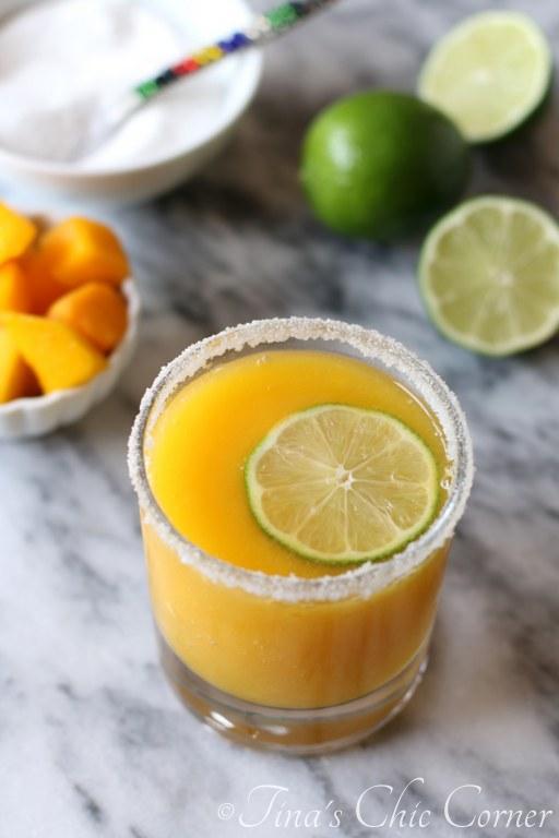 Frozen Mango Margarita05