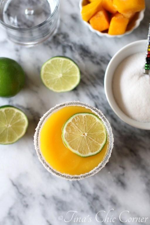 Frozen Mango Margarita06