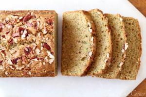 Zucchini Bread10