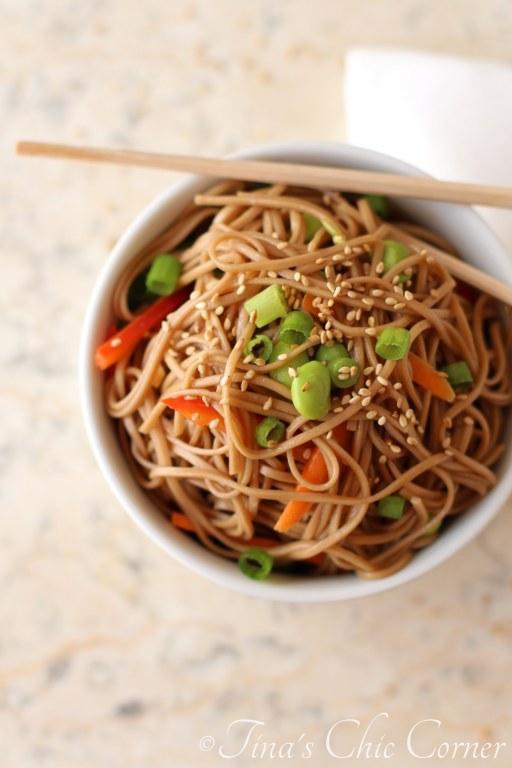 Sesame Soba with Vegetables03