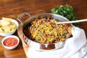 One Pot Burrito Bowls06