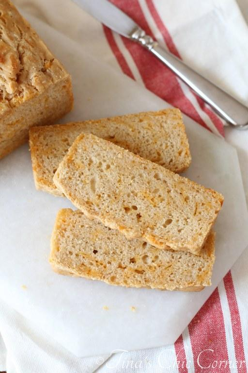 Cheese Beer Bread07
