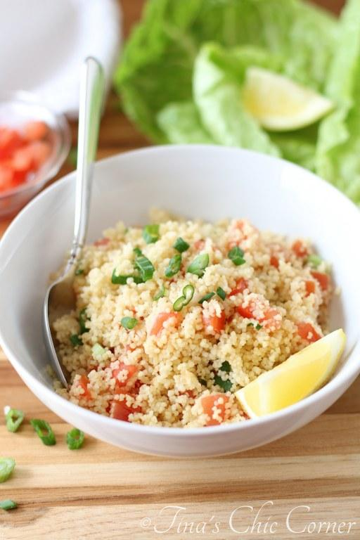 Couscous with Tomato, Scallion, and Lemon06