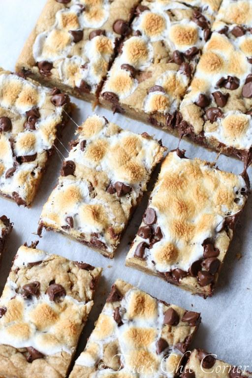 Smore Cookie Bars03