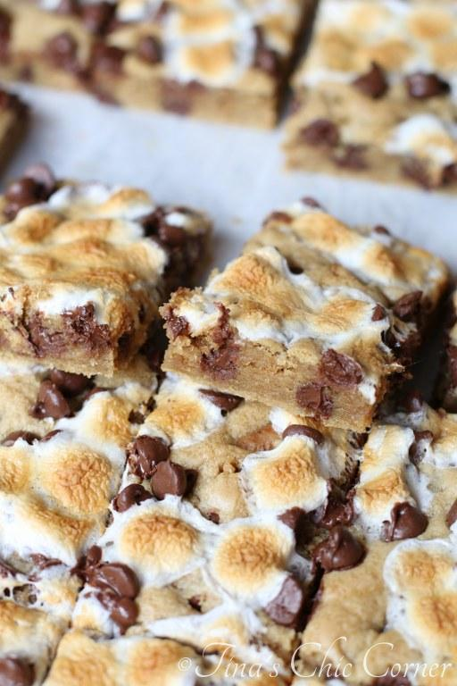 Smore Cookie Bars05