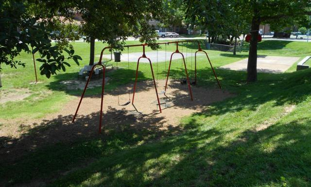 Swings at Condo Park