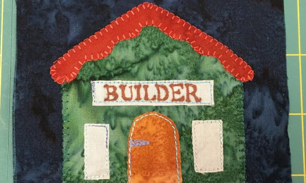 Block-A-Day 11 – The Builder