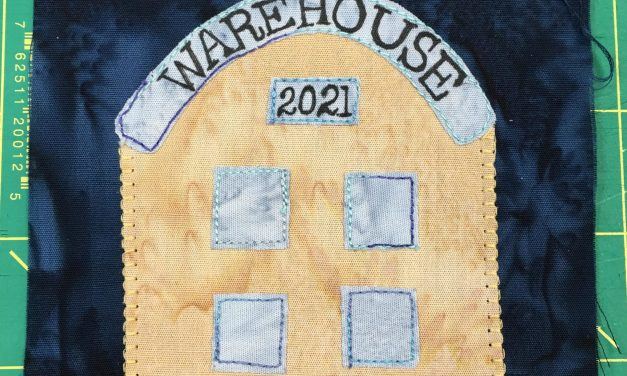 Block-A-Day 13 – The Warehouse