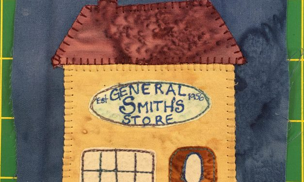 Block-A-Day 29 – The General Store