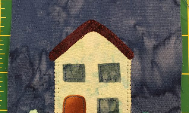 Block-A-Day 32 – Bob And Mary's House