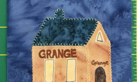 Block-A-Day 48 – The Grange Building
