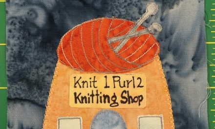Block-A-Day 74 – Knit 1 Purl 2 Knitting Shop
