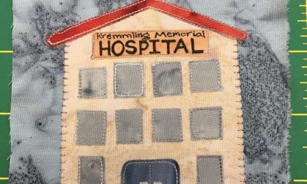 Block-A-Day 92 – Kremmling Memorial Hospital