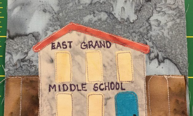 Block-A-Day 118 – Middle School