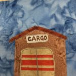 Block-A-Day 163 – Cargo By Air