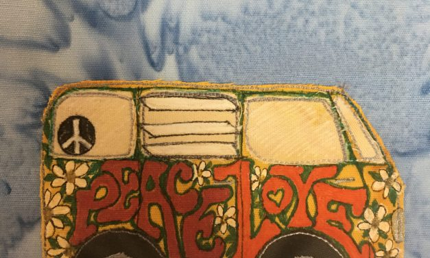 Block-A-Day 236 – The VW Microbus