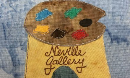 Block-A-Day 251 – Neville Gallery