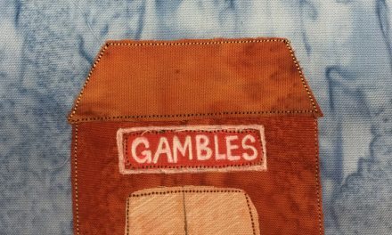 Block-A-Day 263 – Gambles