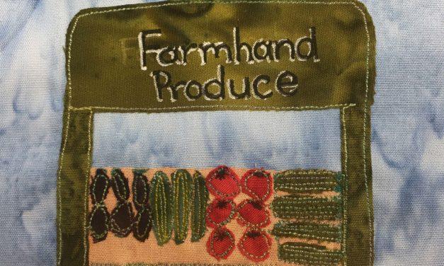 Block-A-Day 265 – Farmhand Produce