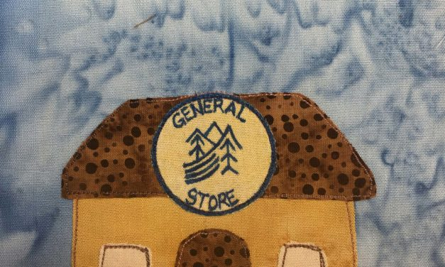 Block-A-Day 275 – River Run's General Store