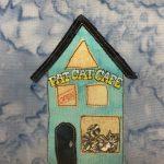 Block-a-Day 289 – Fat Cat Café