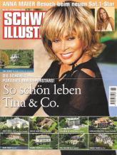 Tina Turner - house in Schweizer Illustrierte - 13 November 2006 - 1