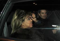 Tina Turner - Armani Fashion Show Milano Feb 2011 1