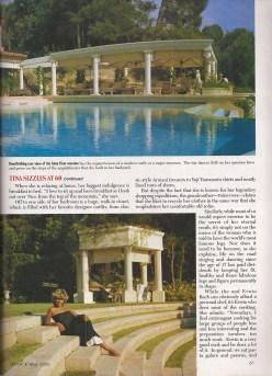 Tina Turner - Ebony magazine - May 2000 (7)