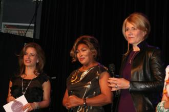 Tina Turner - Children Beyond press conference set 2 - Zurich, Switzerland - September 28, 2011 - 24