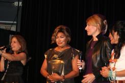 Tina Turner - Children Beyond press conference set 2 - Zurich, Switzerland - September 28, 2011 - 25