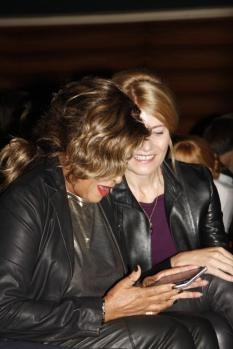 Tina Turner - Children Beyond press conference - Zurich, Switzerland - September 28, 2011 - 05