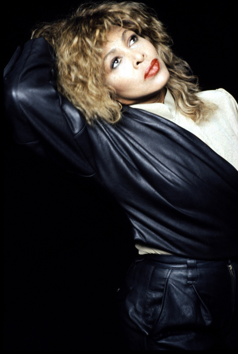 Tina Turner Look Me In The Heart Photo Session Tina