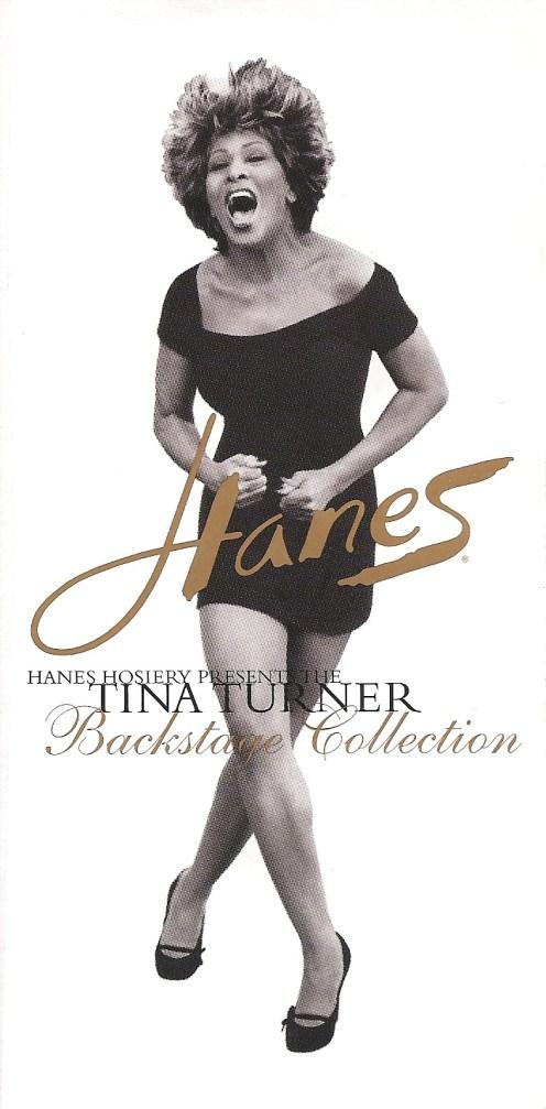 Tina Turner - Hanes advertisement (1) - USA - 1997
