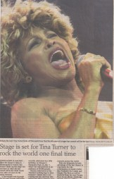 Tina Turner - Minneapolis (Opening Night) Concert Review - UK 2000