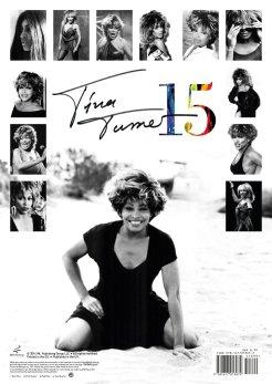 Tina Turner - Calendar 2015 2
