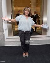 Tina Turner Armani Dinner Event Tina Turner Armani Dinner Event - Milan 2015