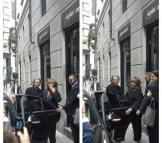 Tina Turner & Erwin Bach in Milano 2015