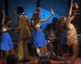 Ike & Tina Turner Live Playboy 196900019