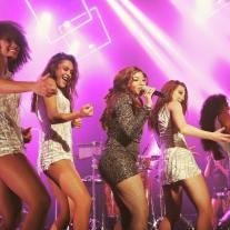 Nurlaila Karim -Tina Turner Musical Interview 2016 - 6