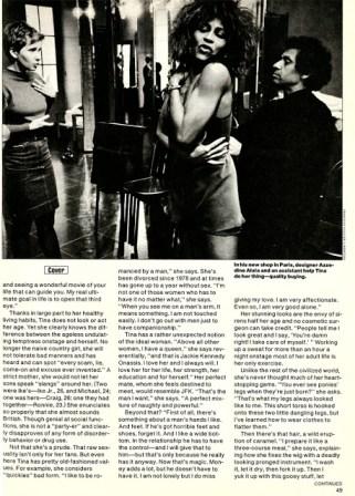 Tina Turner People 1985 5