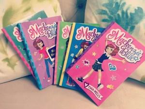 Mackenzie Blue books