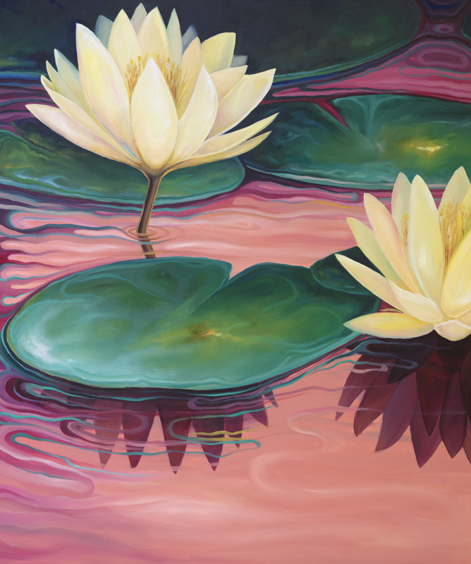 WaterLillies_2019_Detail