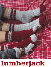 lumberjack socks