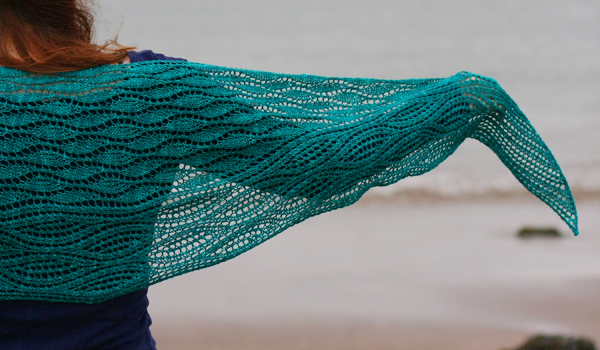 Estuary Shawl -