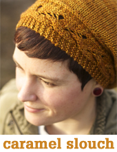 Caramel Slouch by Tin Can Knits